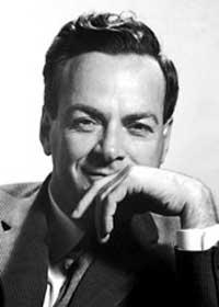 Richard Feynman – Los Alamos From Below